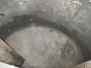 устранение протечек в колодцах